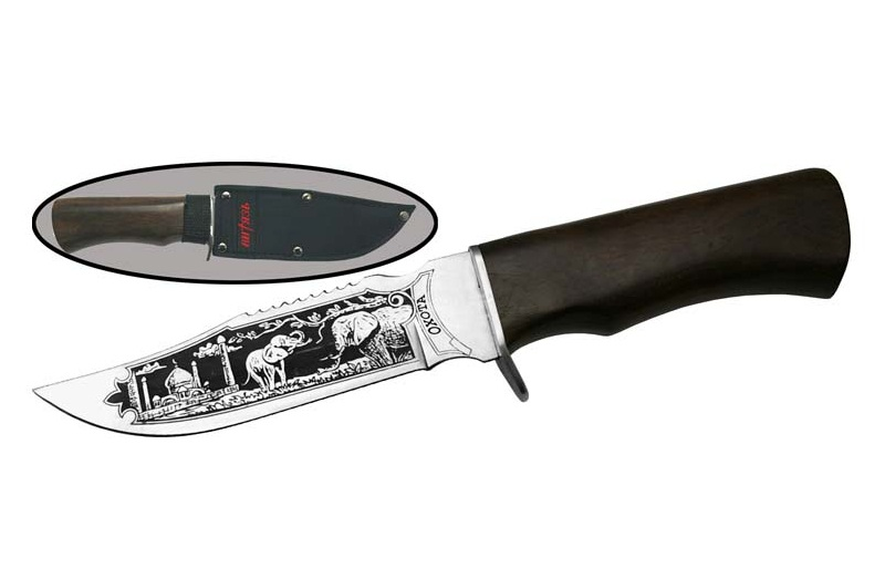 Нож охотничий b106-34 журавль лучшая форма ножа для охоты и рыбалки