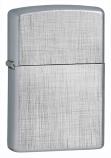 Linen Weave ZIPPO 28181