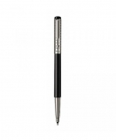 "Parker ""Vector Satin Black Stainless Steel Chiselled"" роллер"