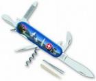 Нож Wenger Швейцарские Альпы