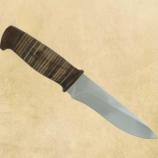 Нож ЗЗОСС Н1  марка  стали  ЭИ-107 (нержавеющая)