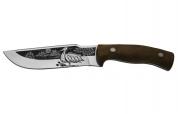 Нож Бекас-2 худ. оформл. Кизляр