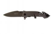 Нож складной T518 полуавтомат (ассист) Pirat