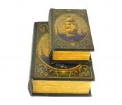 """Книга-шкатулка """"Эскадра"""" (маленькая)"""