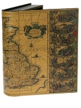 """Книга-шкатулка """"Карта сокровищ"""" (большая)"""