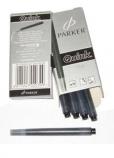 Комплект картриджей для перьевых ручек Parker, артикул S0116200