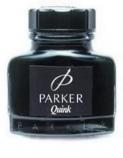 Чернила для ручки Parker черные (57мл), артикул S0037460
