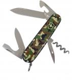 Офицерский нож Victorinox SPARTAN 1.3603.94, 91 мм