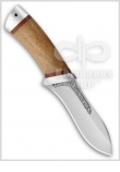 "Нож ""Скинер"". Рукоять орех. АиР"