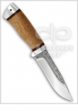 """Нож """"Турист"""". Рукоять орех. АиР"""