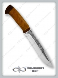 "Нож ""Шаман 1"". Рукоять орех. АиР"