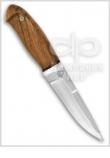 """Нож """"Хаски"""". Рукоять орех. АиР"""