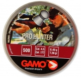 Пули для пневматики «GAMO ProHunter» 0,51гр. 4,5 мм, 500шт.