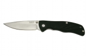 Нож складной с фиксатором K742 VN Pro, с клипсой