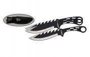 Ножи метательные M9464-3, набор из 3-х ножей Мастер К.