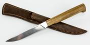 """Нож """"Канцлер"""" Орех от Кизляр"""